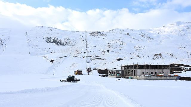 Hakkari kayak merkeziyle bölgenin cazibe merkezi olacak