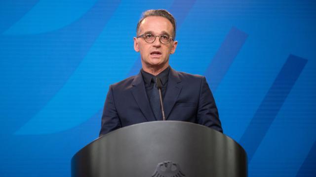 Almanya Dışişleri Bakanı Maastan Türkiyeye ılımlı mesajlar