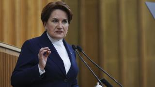 İyi Parti Genel Başkanı Akşener: Taciz mağduru kadınların yanındayız