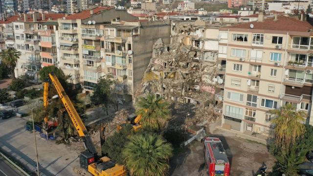İzmirdeki depremin ardından DASKtan 224 milyon TLlik ödeme