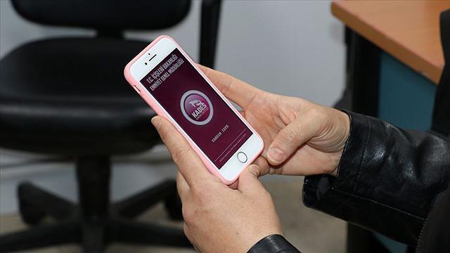 KADES uygulamasında 1 milyon hedefi aşıldı - Son Dakika Haberleri