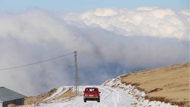 Meteorolojiden 3 kente kar uyarısı