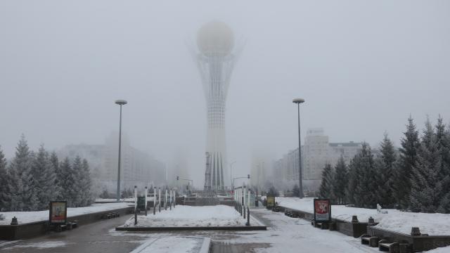 Kazakistanda koronavirüs tedbirleri sıkılaştırıldı