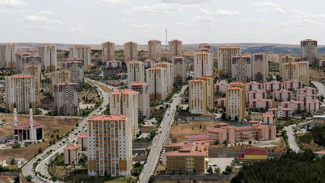 Türkiyede 9 ayda 2 milyon 118 bin 963 gayrimenkul satıldı