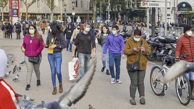 İspanyada işsizlik 2020de 724 bin 532 kişi arttı