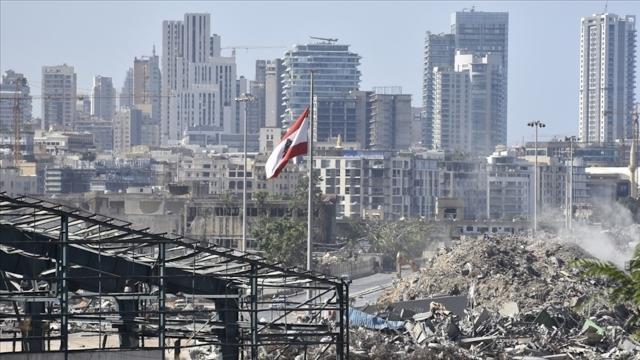Lübnanda 10 günlük OHAL ilan edildi