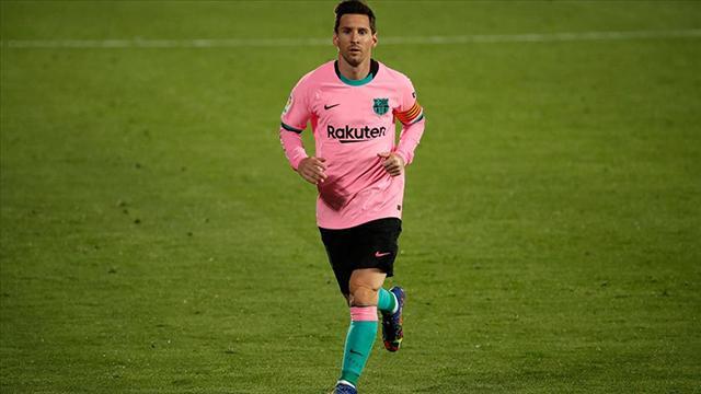 Barcelona lider Atletico Madridin kazandığı haftada yara aldı