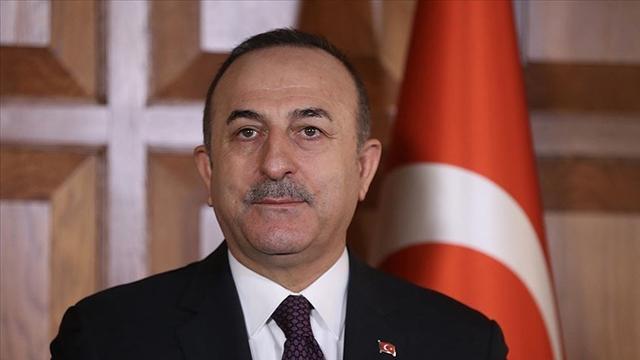 Bakan Çavuşoğlu, Afgan mevkidaşı ile görüştü