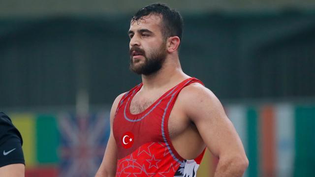 Muhammet Kotanoğlu gümüş madalya kazandı