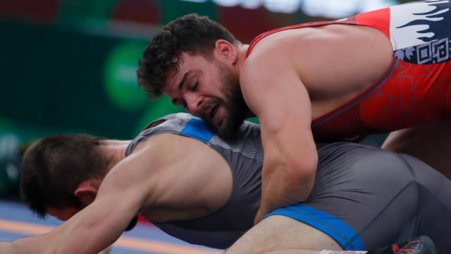 Osman Göçen bronz madalya kazandı