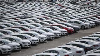 Türkiye geçen yıl 9,5 milyar dolarlık binek otomobil ihraç etti