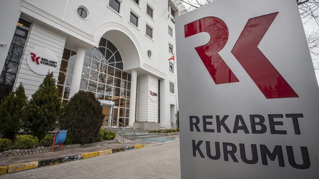 Rekabet Kurulundan TÜRSABa 112 bin 484 lira ceza
