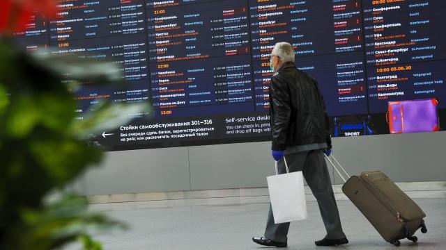 Rusya, İngiltere ile hava yolu ulaşımını durduruyor