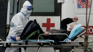 Rusya'da 491 kişi daha koronavirüsten öldü