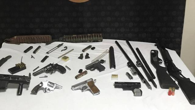 Düzcede silah ticareti operasyonu: 2 kişi tutuklandı