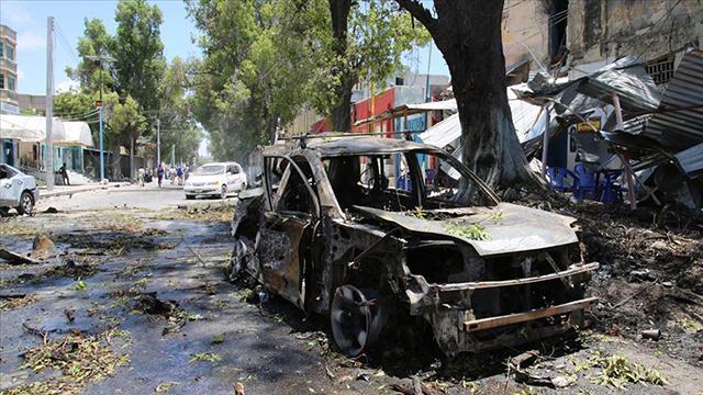 Somalide bombalı saldırı: 15 ölü