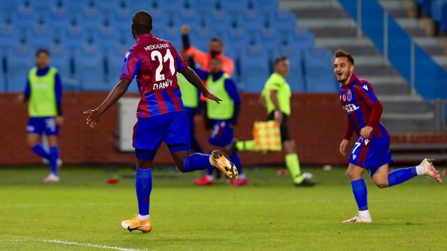 Trabzonspor Abdullah Avcı yönetiminde kaybetmedi