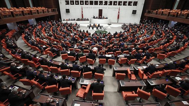 HDPlilerin fezlekesi Anayasa ve Adalet Komisyonuna gönderildi