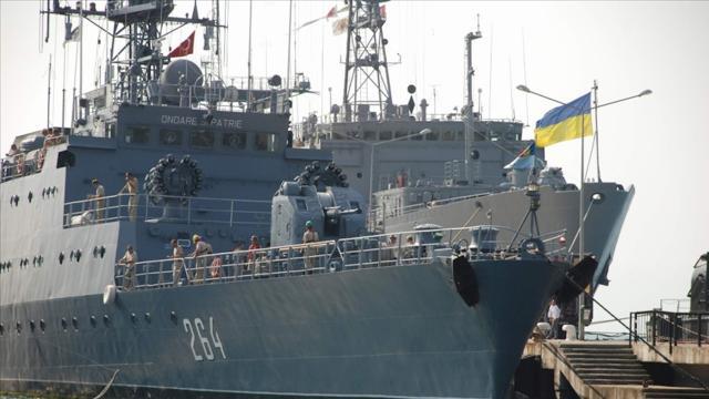 Türkiye-Ukrayna ortak yapımı korvetler Ukraynanın Nikolayev şehrinde üretilecek