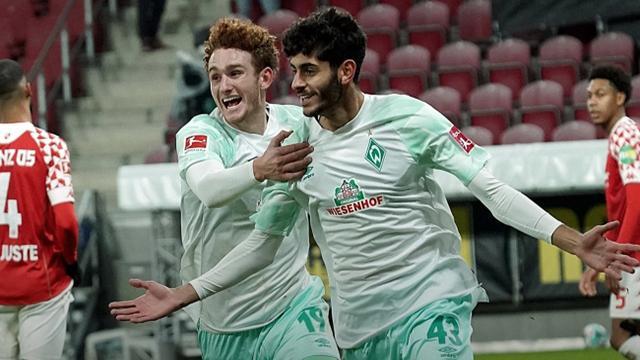 Werder Bremen galibiyeti hatırladı
