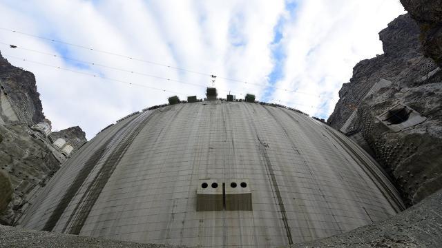 DSİ 2021de 51 yeni baraj inşa edecek