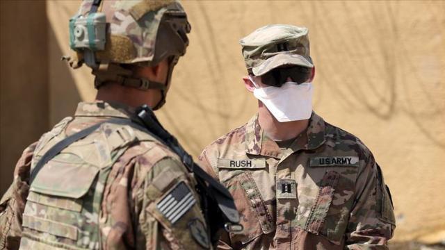 ABDli üst düzey askeri heyet, Batı Sahrayı ziyaret etti