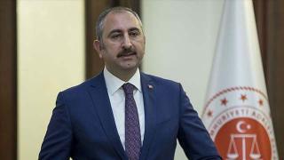 Adalet Bakanı Gül'den Cumhurbaşkanı Erdoğan'a teşekkür
