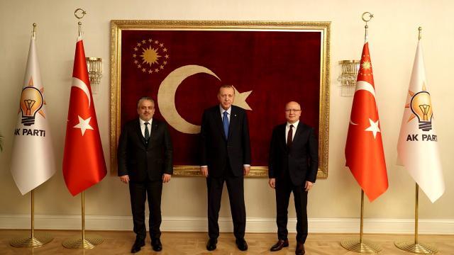 AK Parti Bursa İl Başkanlığında görev değişimi