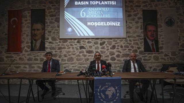 Anadolu Medya Ödüllerinde TRTye 2 dalda ödül