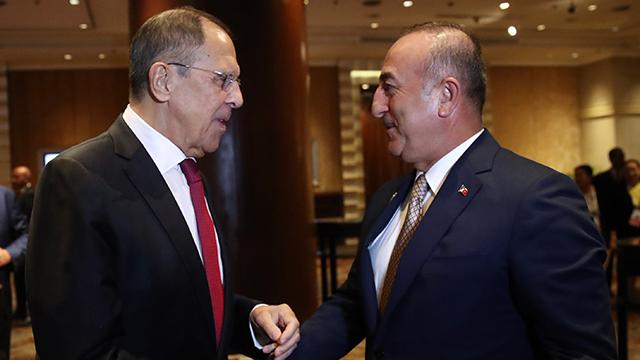 Çavuşoğlu, 29 Aralıkta Lavrov ile görüşecek