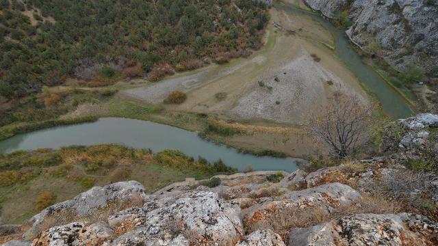 İçinde tarih barındıran kanyon: İncesu