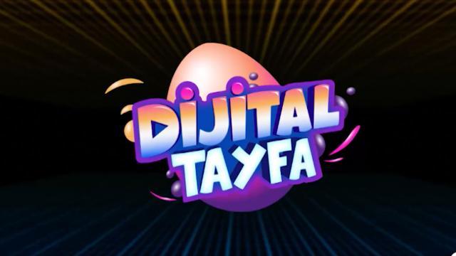 Dijital Tayfa'nın ilk bölümü bugün TRT Çocuk'ta