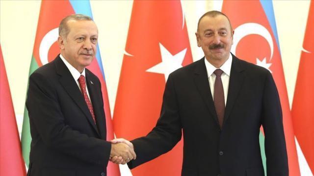 Aliyevden Türkiye açıklaması: Aziz kardeşimin verdiği destek bizi cesaretlendirdi