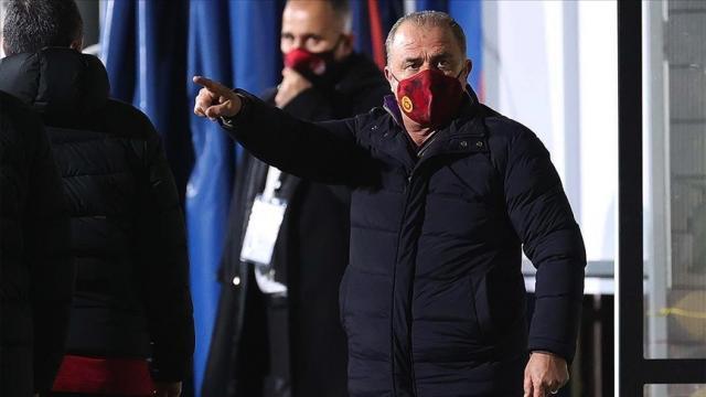 Galatasaraydan Fatih Terime verilen cezaya tepki