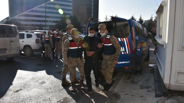 Gaziantepte boş arazide erkek cesedi bulunmasına ilişkin 4 şüpheli tutuklandı