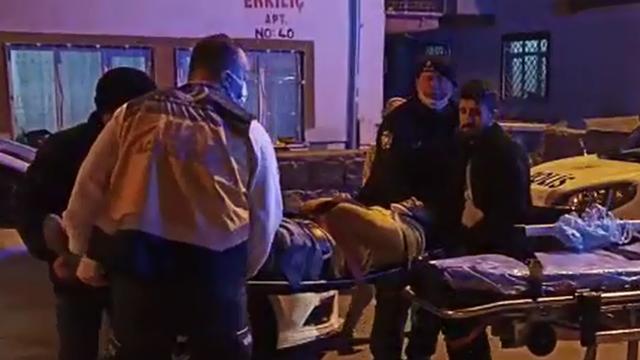 İntihara kalkışan genci polis kurtardı