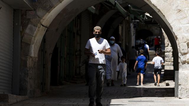 İsrailde karantina süresi uzatıldı
