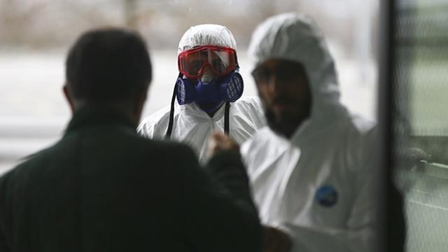 İtalyada son 24 saatte 373 can kaybı