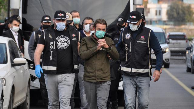 Eski Ceyhan Belediye Başkanı Kadir Aydar tutuklandı