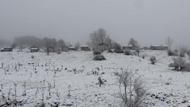 Doğu Karadenizin yükseklerinde kar yağışı bekleniyor