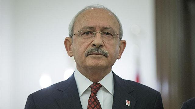 """İçişlerinden Kılıçdaroğluna """"militan"""" ifadeleri için suç duyurusu"""