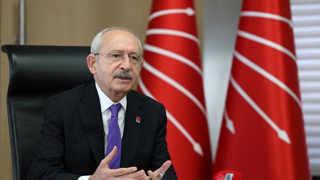 Kemal Kılıçdaroğlu: Kullandığımız dil devlet diline uygundur