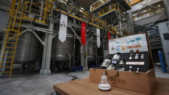 Türkiyedeki ilk lityum karbonat üretim tesisi açılıyor