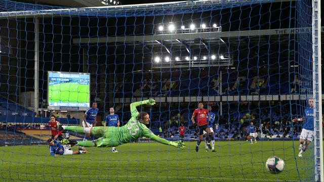 Manchester United, İngiltere Lig Kupasında yarı finale yükseldi