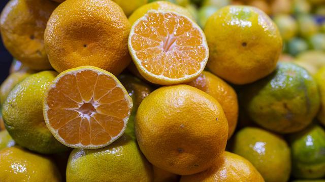 Kış mevsiminin şifa kaynağı: Satsuma mandalina