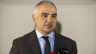 Bakan Ersoy, Yaşar Kemal'i andı