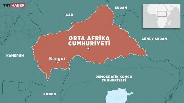 Orta Afrika Cumhuriyeti karışık: İsyancılar Bangassounun kontrolünü ele geçirdi
