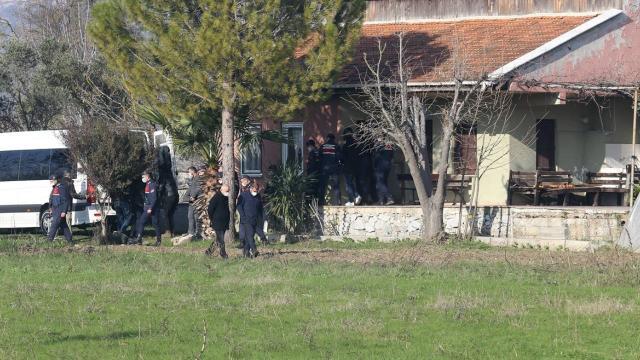 Pınar Gültekin cinayetiyle ilgili bağ evinde keşif yapıldı
