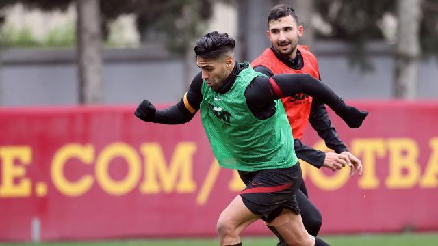 Falcaodan Galatasaraya güzel haber