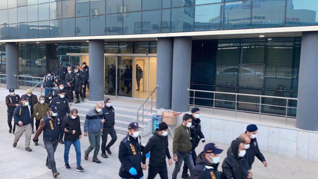 Bursa merkezli 4 ilde siber dolandırıcılık operasyonu: 21 gözaltı